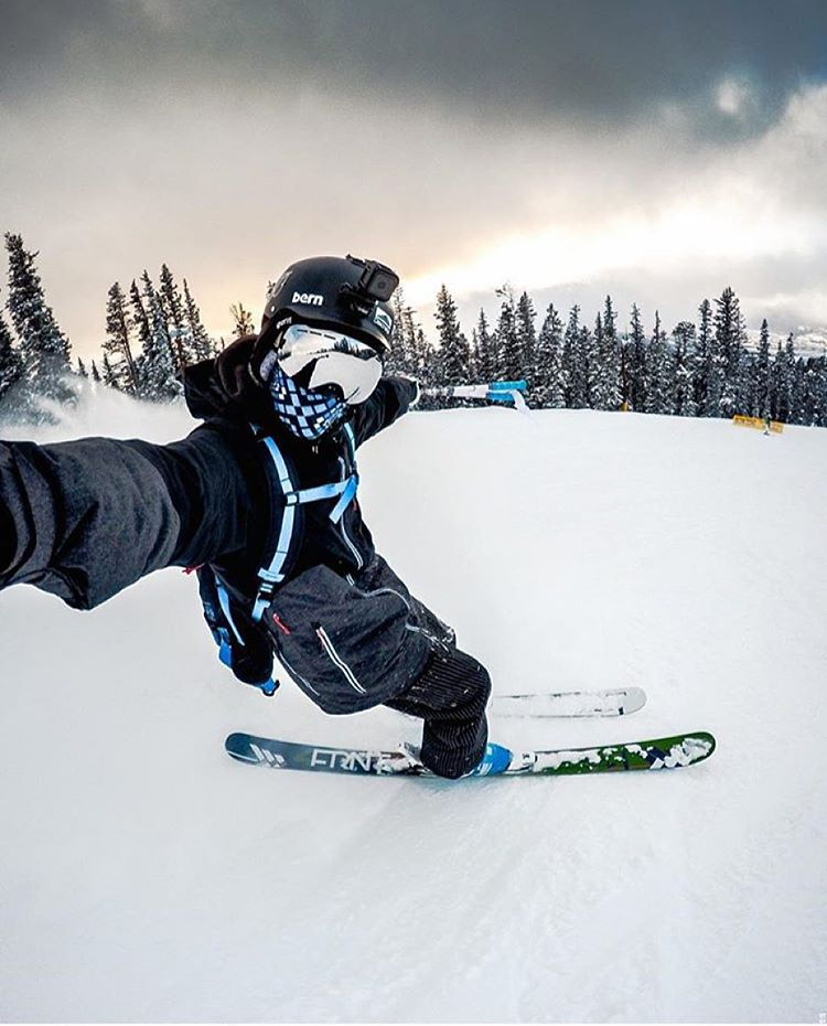 @zwakephoto capturing some crazy weather  while schralping around on his switchblades.  You bet! Don't forget to tag us in your photos this season.