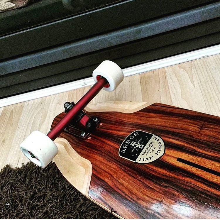 @vick_delarosa knows how to set up a good looking board. #caliber50