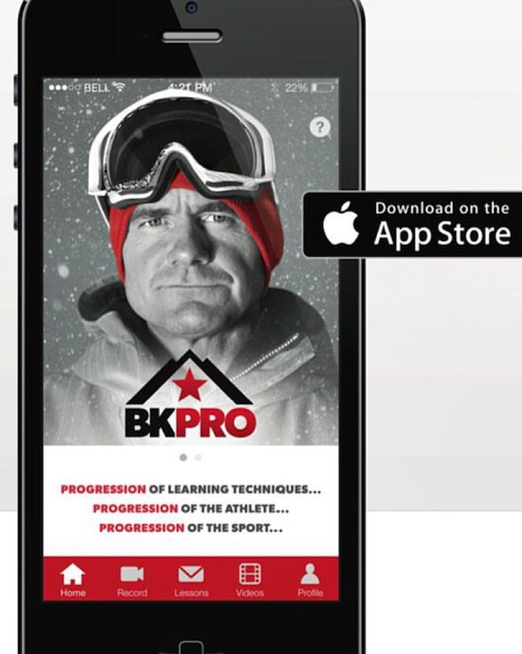 When I was a grom riding Jay Peak-1986, @budkeene144 and I crossed paths,  he always had that coaching gene in there, he told me there was an event coming up down at Stratton with a juniors division and I should go enter it. Check and download his app...