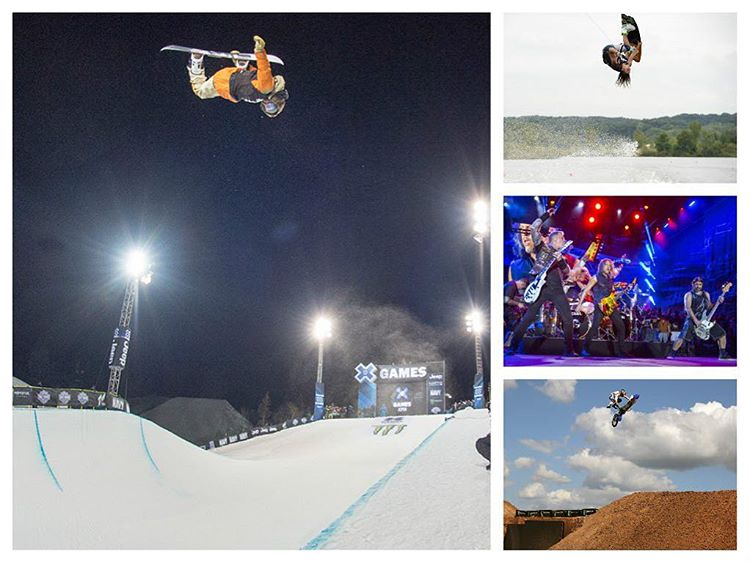 #TBT – 2015 was an absolutely amazing year for #XGames.  2016 is gonna be even more incredible!