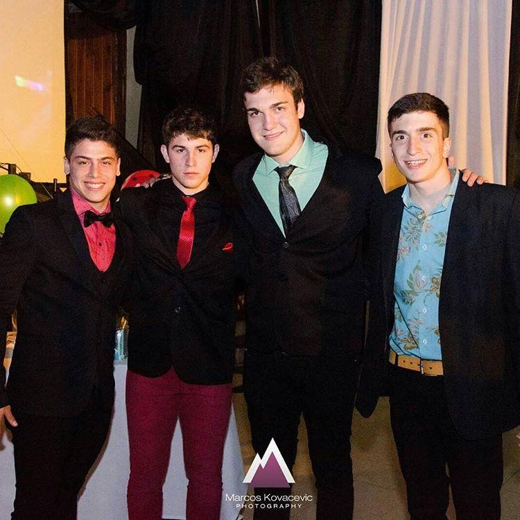 #Graduados