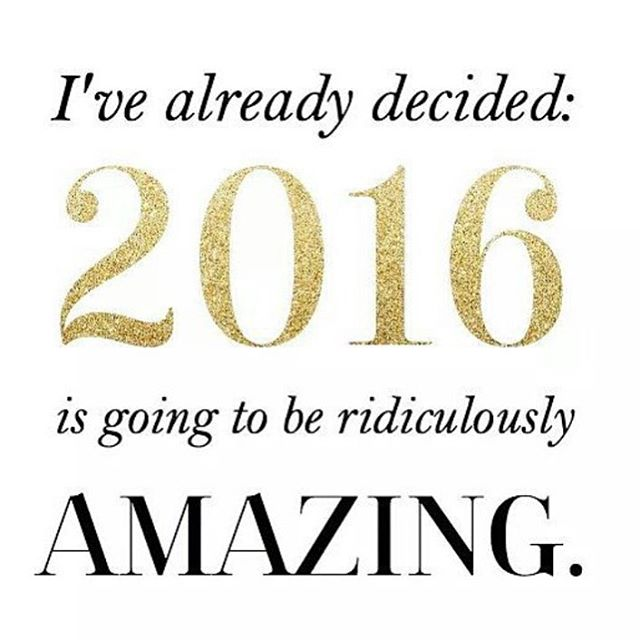 Yup. It will be. Wishing you all a happy, healthy, adventure-filled year ahead! Enjoy the ride!