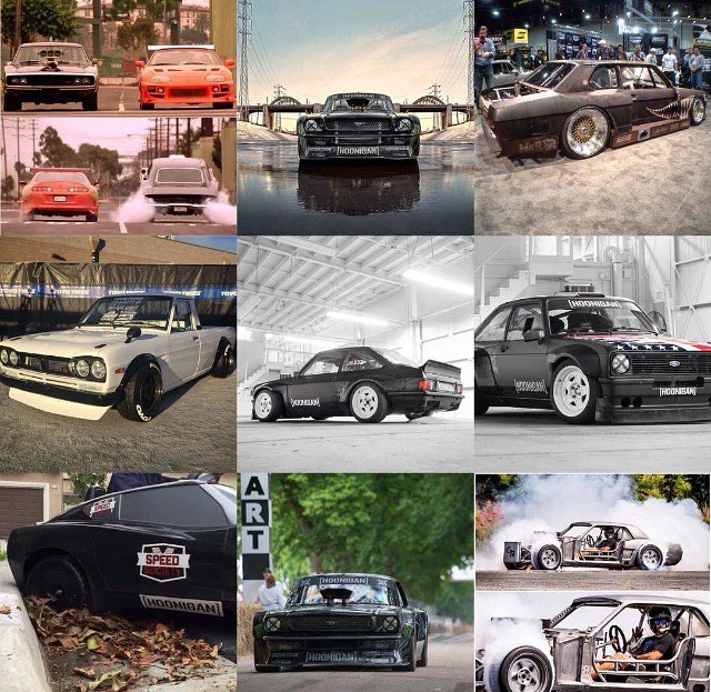 Our top 9: Who knew you guys wanted to see photos of cars! Guess we'll keep on keepin' on. #dontfixwhataintbroke