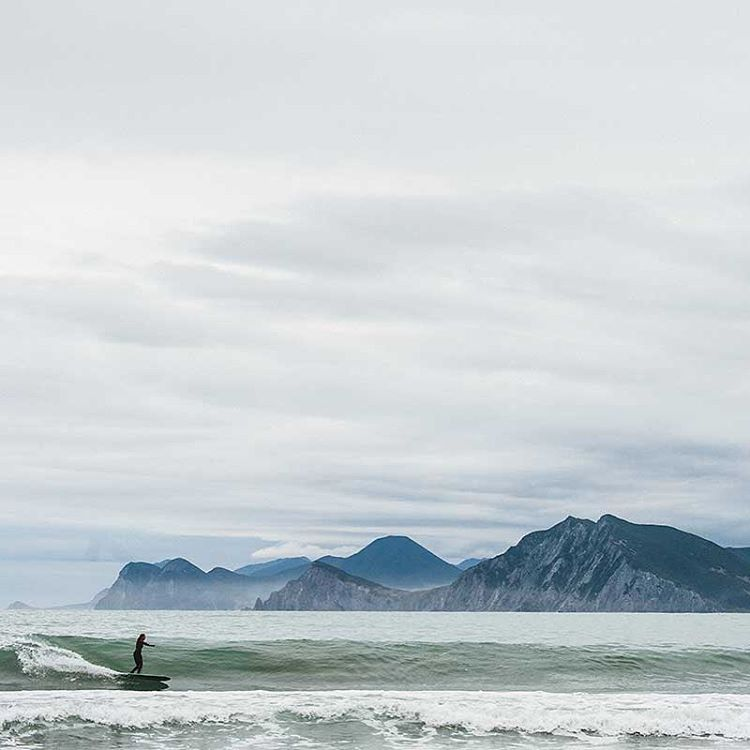 Bear Print Rivermouth, Little Teahupoo, and Mosquito Island were some ideas we thought of to name this wave we crossed the Pacific Ocean for. 400 miles from any town or road network, we're pretty certain it had never been surfed before. I wrote about...