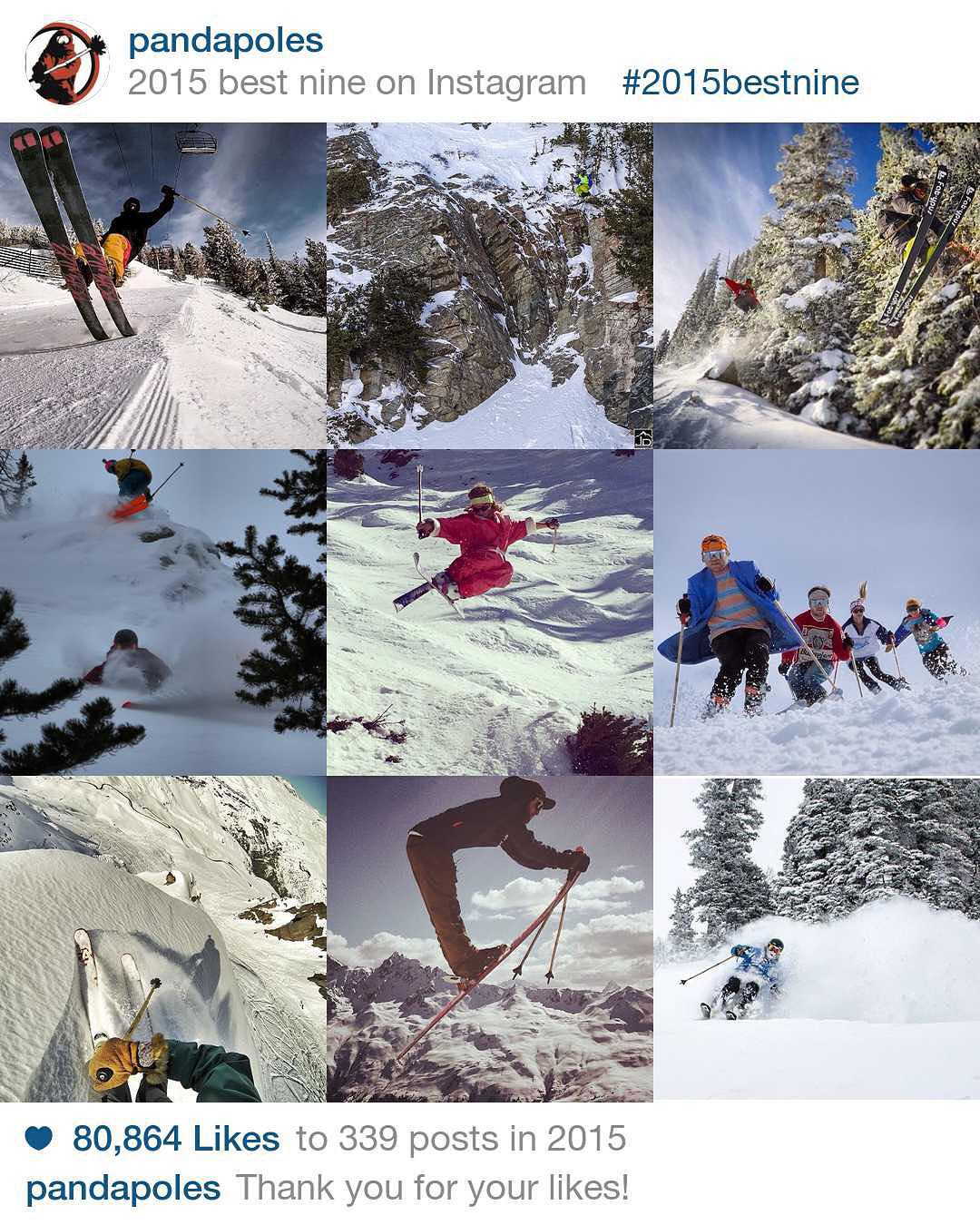 Whoa! 2015 has been a wild ride! Amidst an uncertain time in the ski industry, we've had the wind knocked out of our sails a couple times this past year. And yet, because of our amazing Tribe of creators, athletes, customers, vendors, supporters, and...