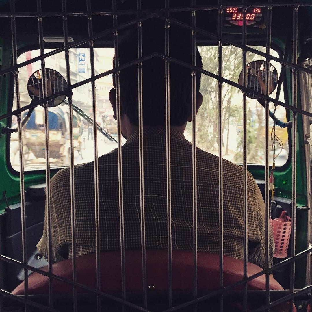 Espacio compartido por extenso y así cultivado. #trippingmood #benga #bangladesh #dacca