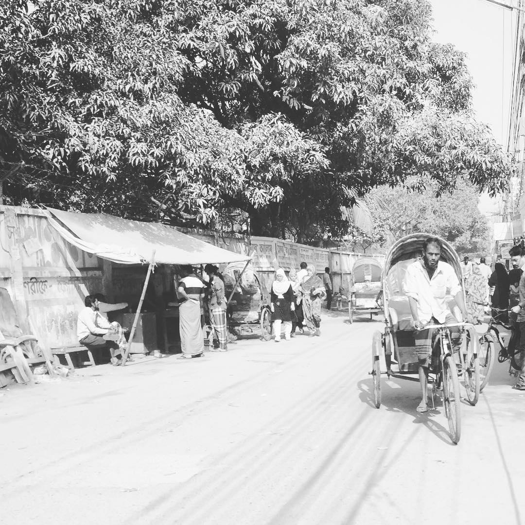 Temprano para sol! #bangladesh #dacca #benga #trippingmood