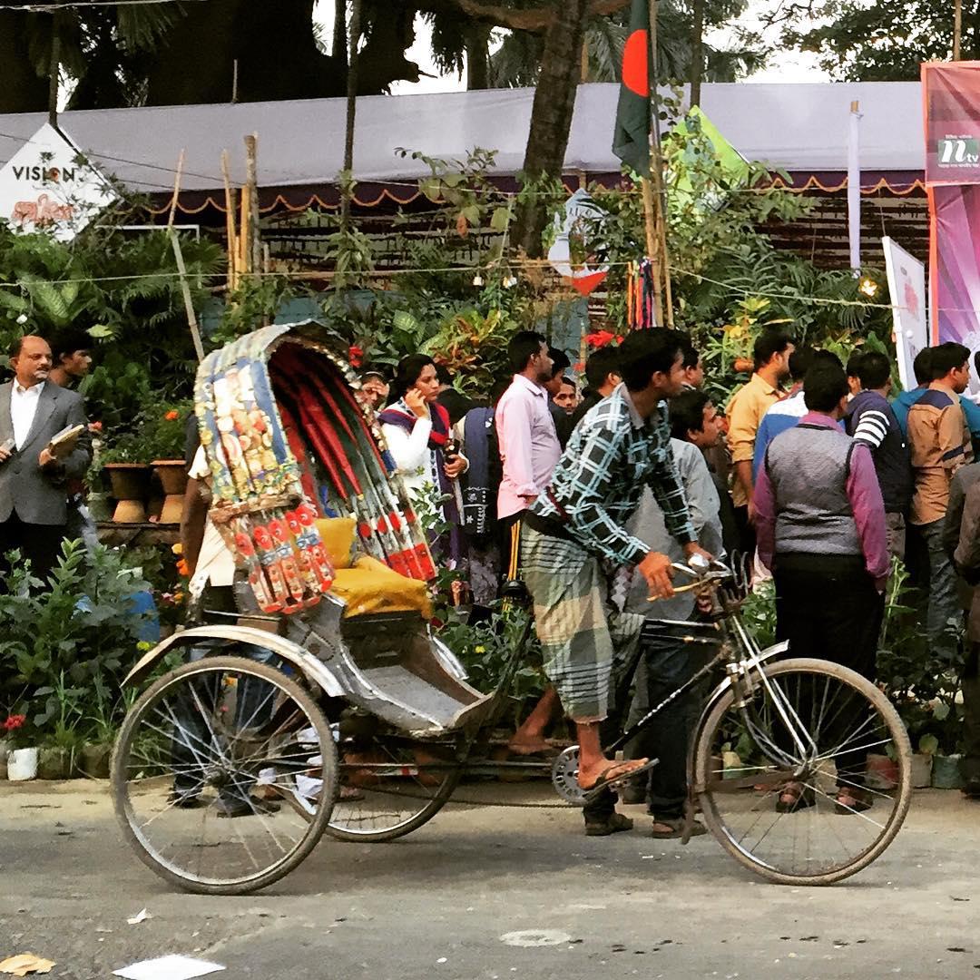 De pie rueda la esperanza #dacca #bangladesh #benga #trippingmood