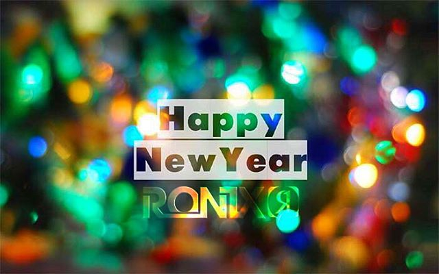 Happy New Years! Thanks for a great year, here's to 2016. #ronix2016 #oneloveinwake #happynewyear #fortifiedwithlakevibes