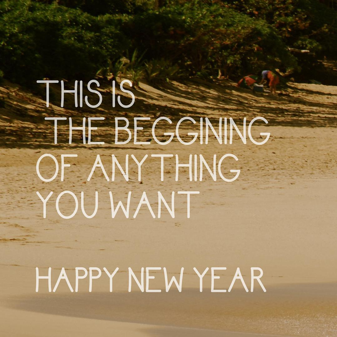 #HappyNewYear #katwai