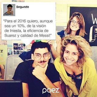 Y.. Por pedir.. Wishes...:P  #Paez #PaezTeam #PaezStyle  Paez.com/paez.com.ar
