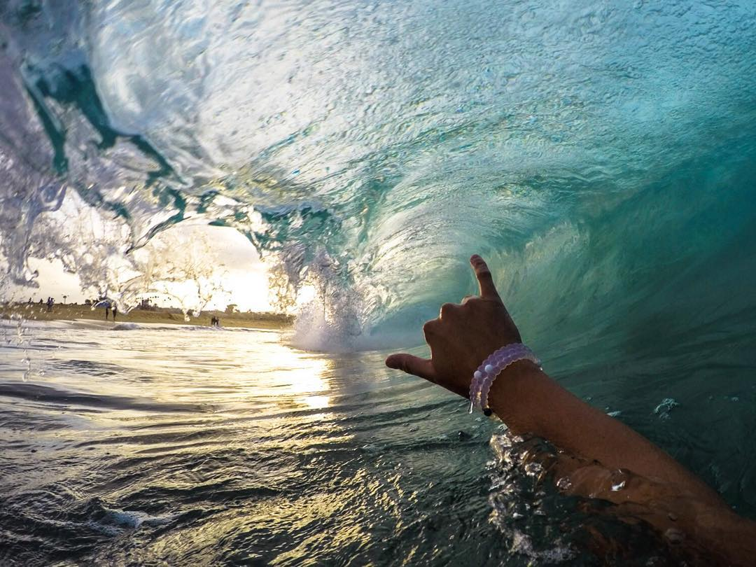 Wave in the 2016 journey! #livelokai Thanks @smitherspix
