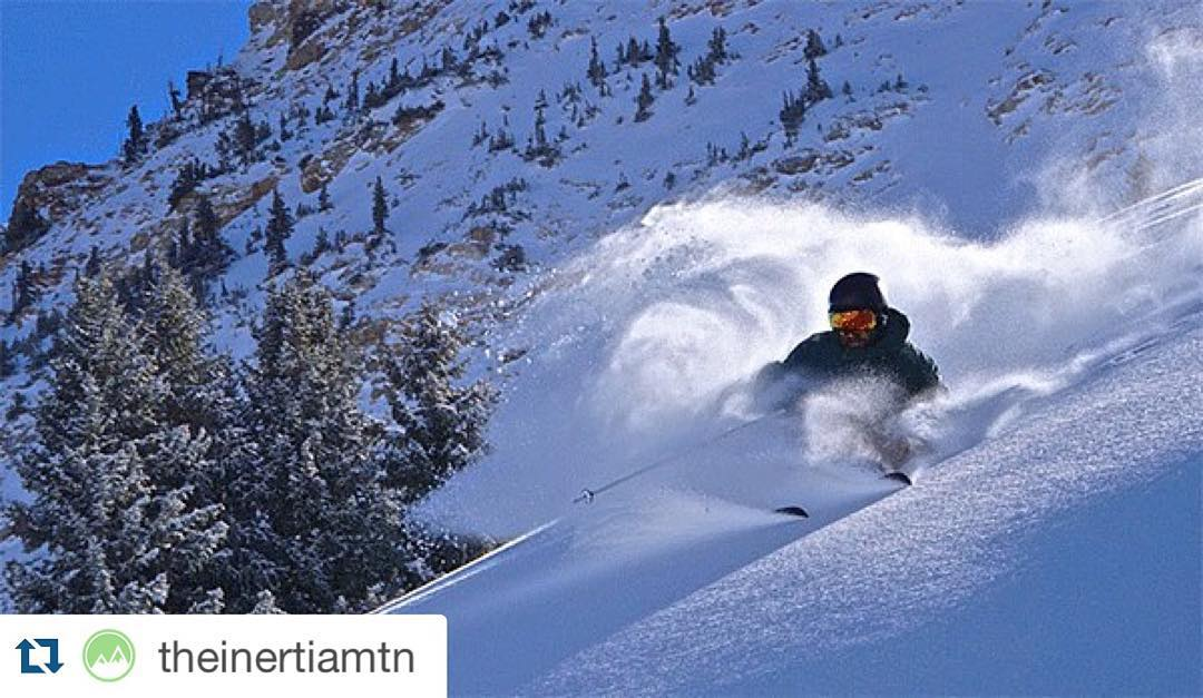 #Repost @theinertiamtn with @repostapp. ・・・ If there's one holiday we feel is missing on the calendar, it has to be a celebration of powder. Problem solved: @skiutah and @protectourwinters are partnering up with @altaskiarea and @snowbird to bring...
