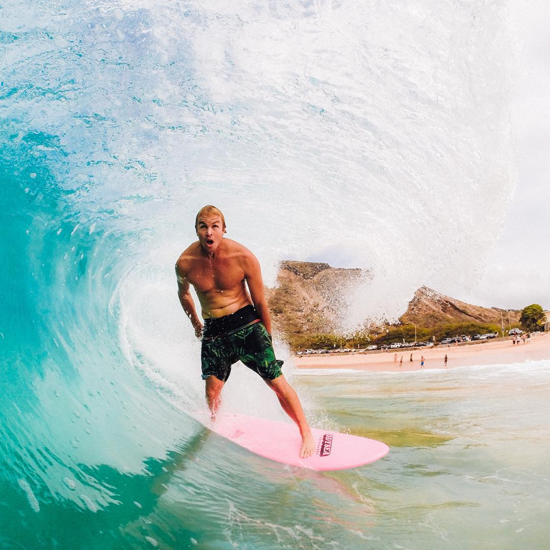 Photo of the Day! @whoisjob living the good life at #SandyBeach. #
