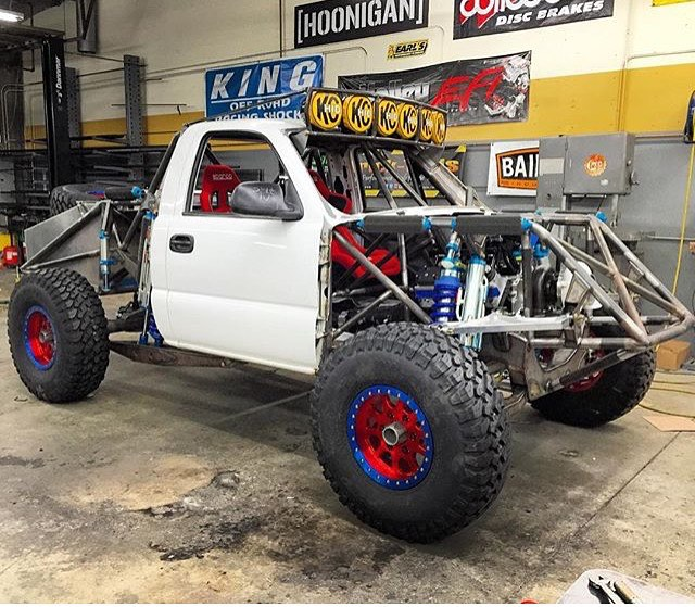 Homeboy @kibbetech builds some serious rigs that give us some serious wants. #turbov8everything