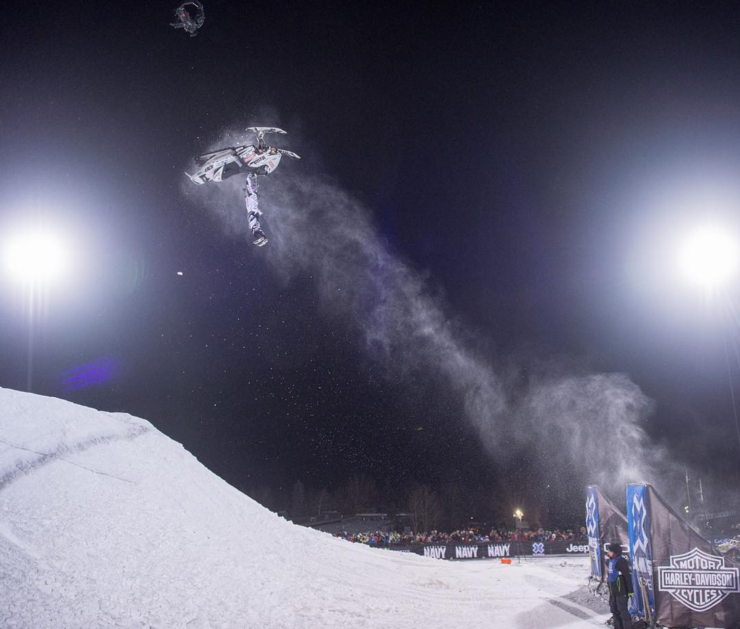 The best show on snow is only 25 days away!  #XGames Aspen is goin' down Jan. 28-31 on ESPN and ABC.