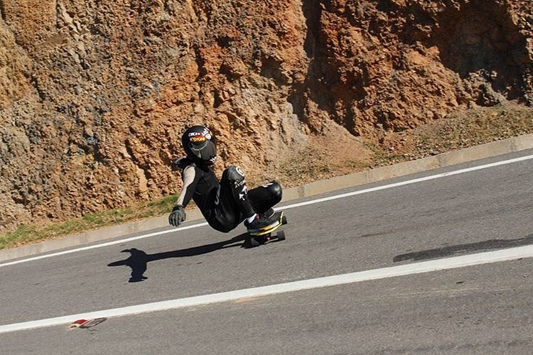 @victorsuicide patinando su #kysygnims3  @uzicoprecision  #uzicoprecision #uzicowheels