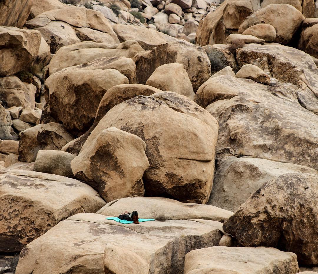Stone bathing