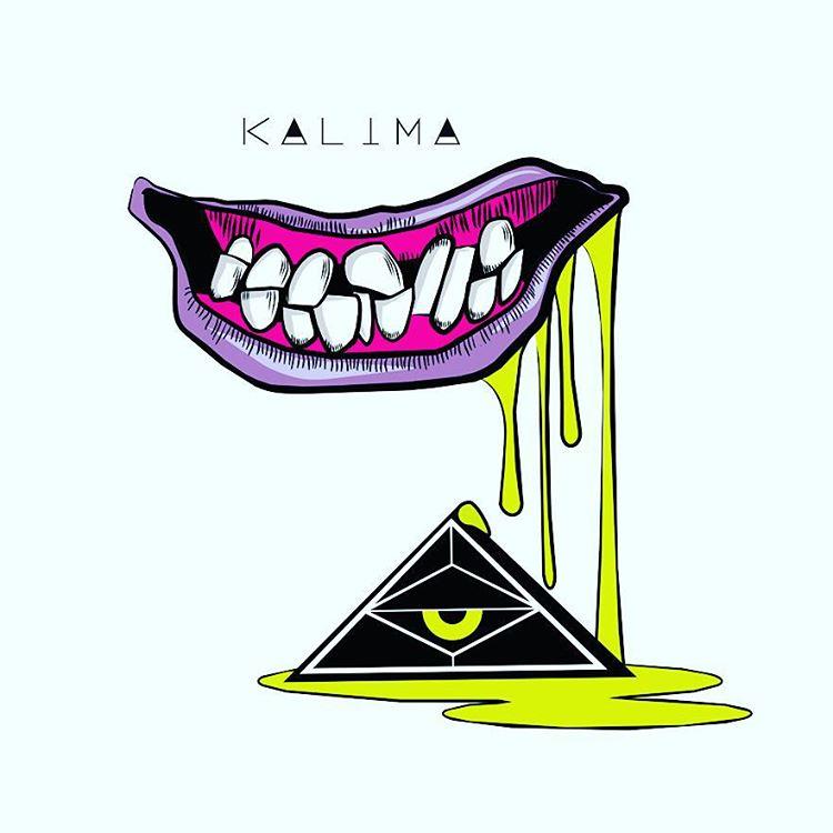 Kalima Art #streetart #skatelife