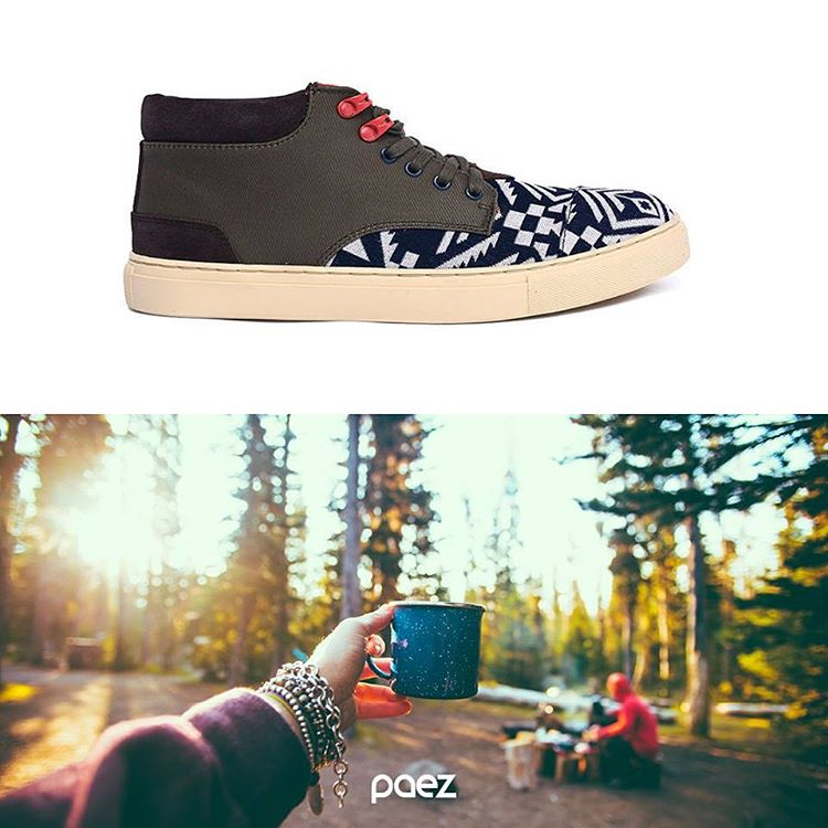 El primer lunes del año hay que empezarlo bien arriba. Nuestra Sneaker  Raco Mid 30% off. Starting the first monday of the year with the right foot: our Sneaker Raco Mid at 30% off. #Paez #PaezStyle #Sale Paez.com/paez.com.ar