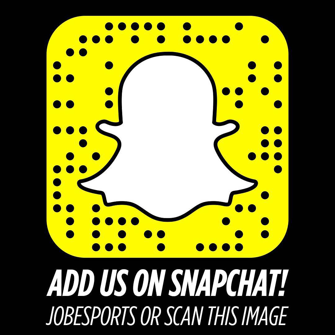 We´re kicking off 2016 the right way because today we launch our Snapchat account! Make sure to add jobesports on Snapchat to get exclusive updates, sneak peaks and backstage footage!