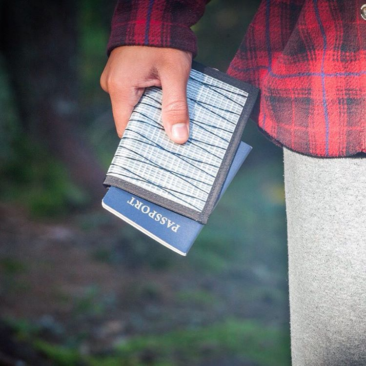 For you pond hoppers, check out the #Flowfold Navigator passport wallet using the link in our profile.  Slim, light, and made in USA with a lifetime warranty. Free shipping on domestic orders!  Photo: @frabbiter