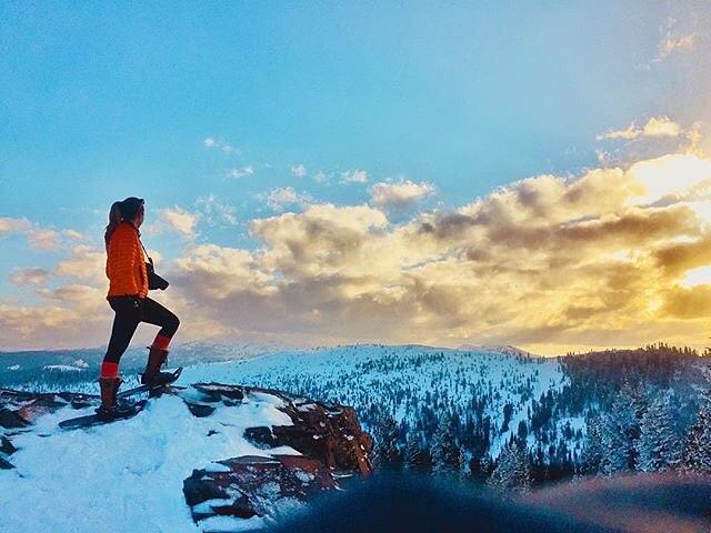 The best kind of adventures are Tahoe adventures!