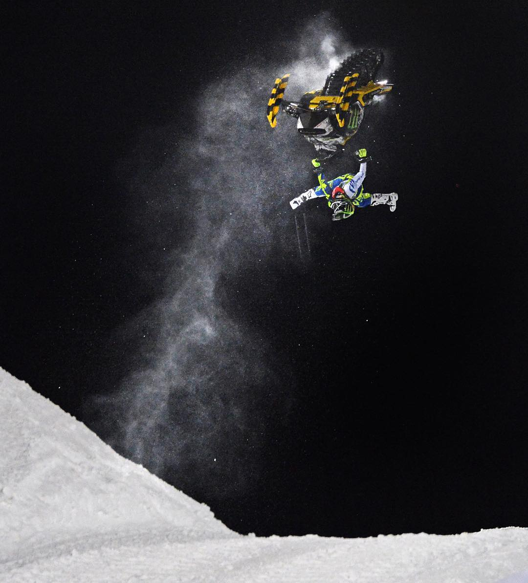 Three-time #XGames gold medalist @HeathFrisby is gonna ride @ESPN HQ tomorrow!