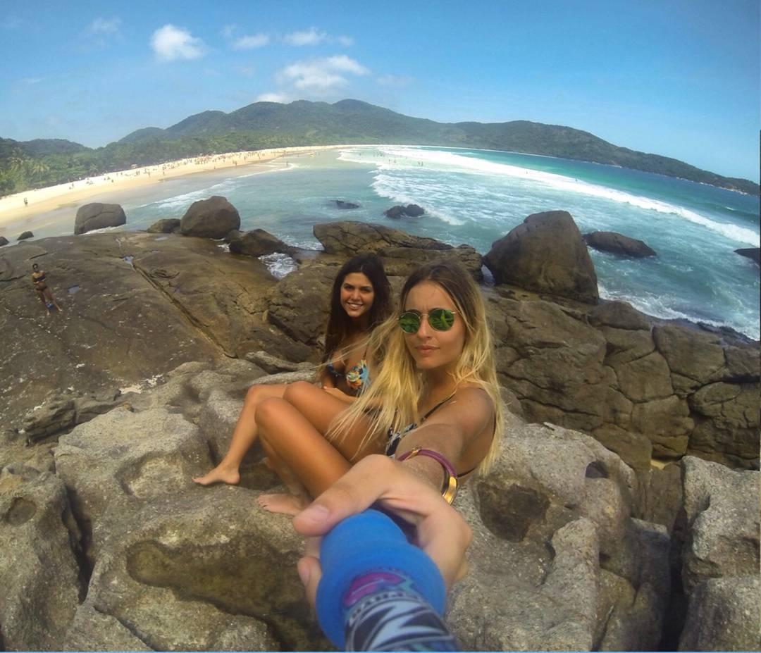 @pikuvidal con su #ShortPole desde #IlhaGrande #Brasil! Y vos donde estas disfrutando del #VeranoZephyr !