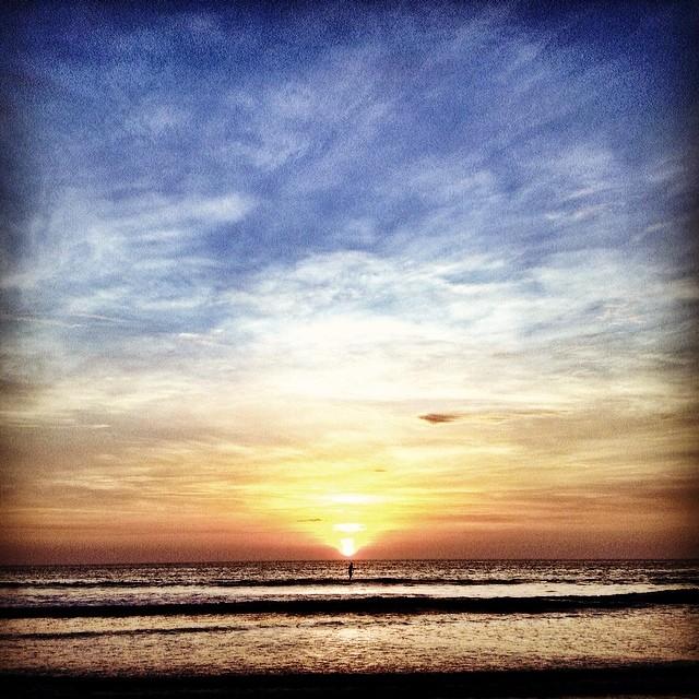 #hakunamatata #sunset #paddleboard