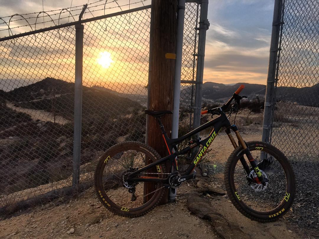Found some great trails yesterday opposite the Loma Linda hospital and will definitely be going back.
