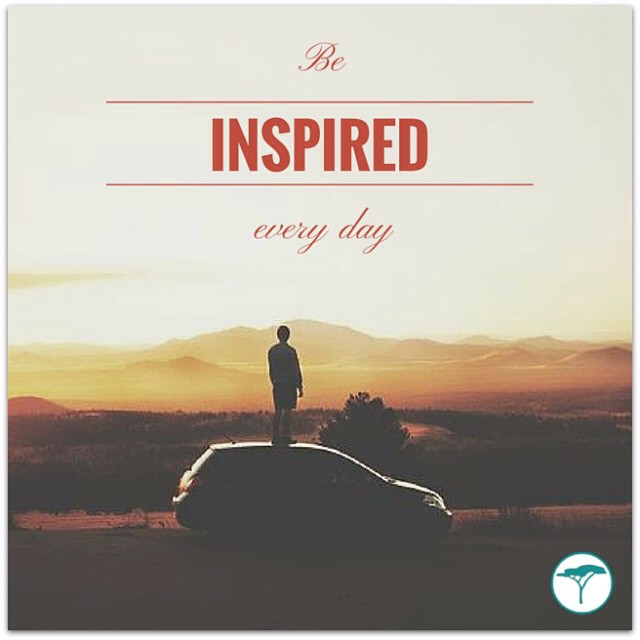 Be Inspired Every Day! #ActitudPolePole #Roadtrip