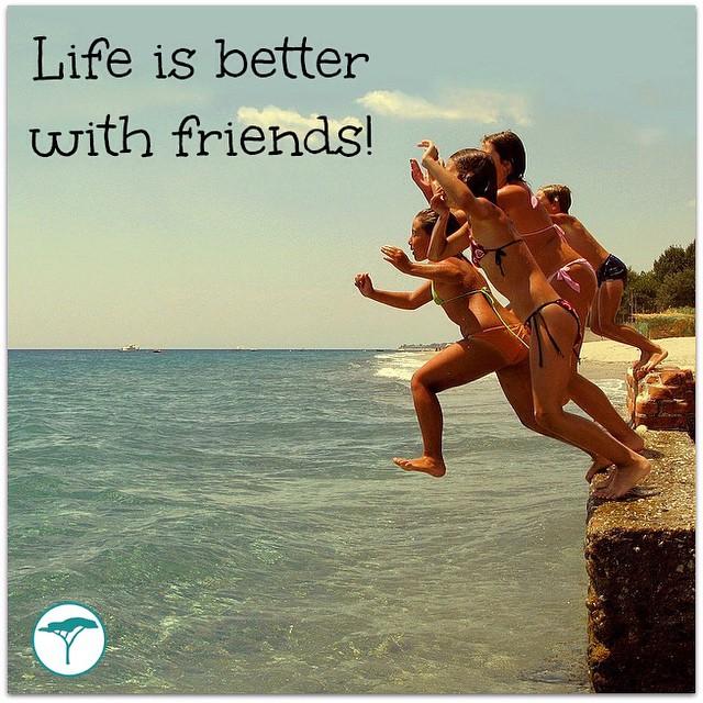 Por un fin de semana lleno de historias y amigos! #MomentoPolePole