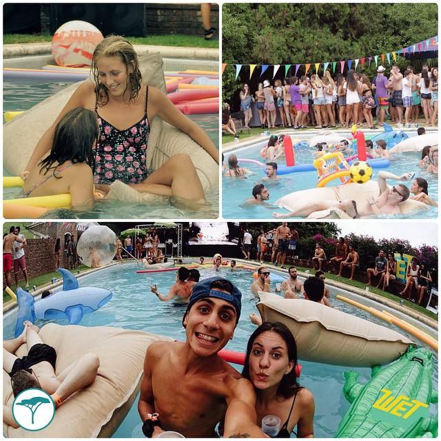 """""""Carpe Diem. Vive el momento."""" #ActitudPolePole #PoolParty ✌️☀️"""