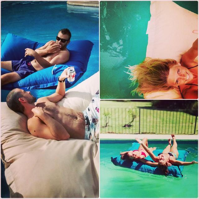 Disfrutar del aire libre, del sol y del agua! Disfrutar del verano! #MomentoPolePole
