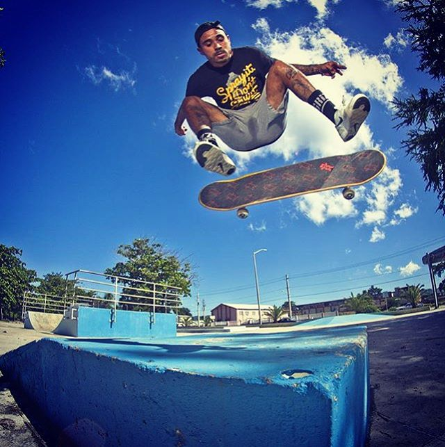 Reposting @mannyslaysall for some shredding inspiration!