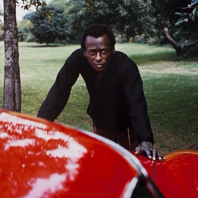Cool Like Miles #lovematuse