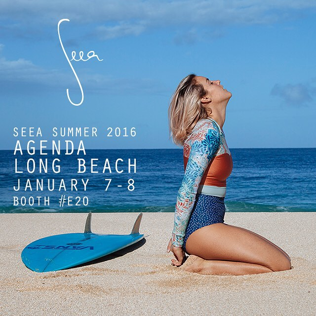 Come see the Seea Summer 2016 line showing at Agenda in Long Beach! January 7th & 8th industry-only event. #AgendaShow #AgendaWMNS @AgendaShow @AgendaWMNS ⚡️ @leilahurst shot by @_lucrecia_