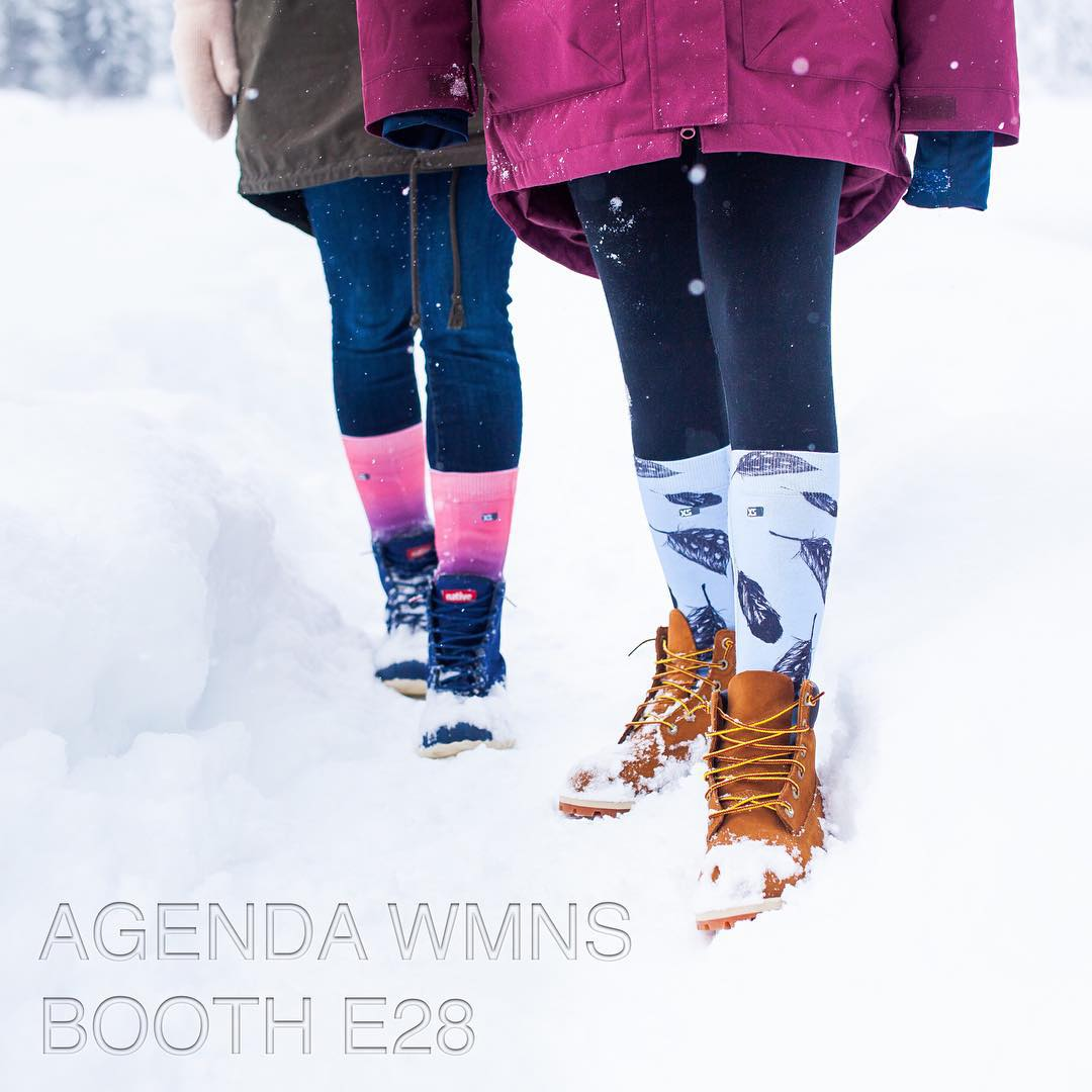 We are excited to be showcasing XS SOCKS at @agendashow Long Beach Jan 7-8th! Come by booth E28 in @agendawmns section to see our new line of women's socks and display options for your store! #xssocks #agendashow #agendawmns
