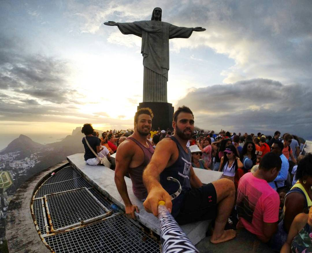 @obregonjoaco desde #RiodeJaneiro #Brasil con su #ZephyrPole!
