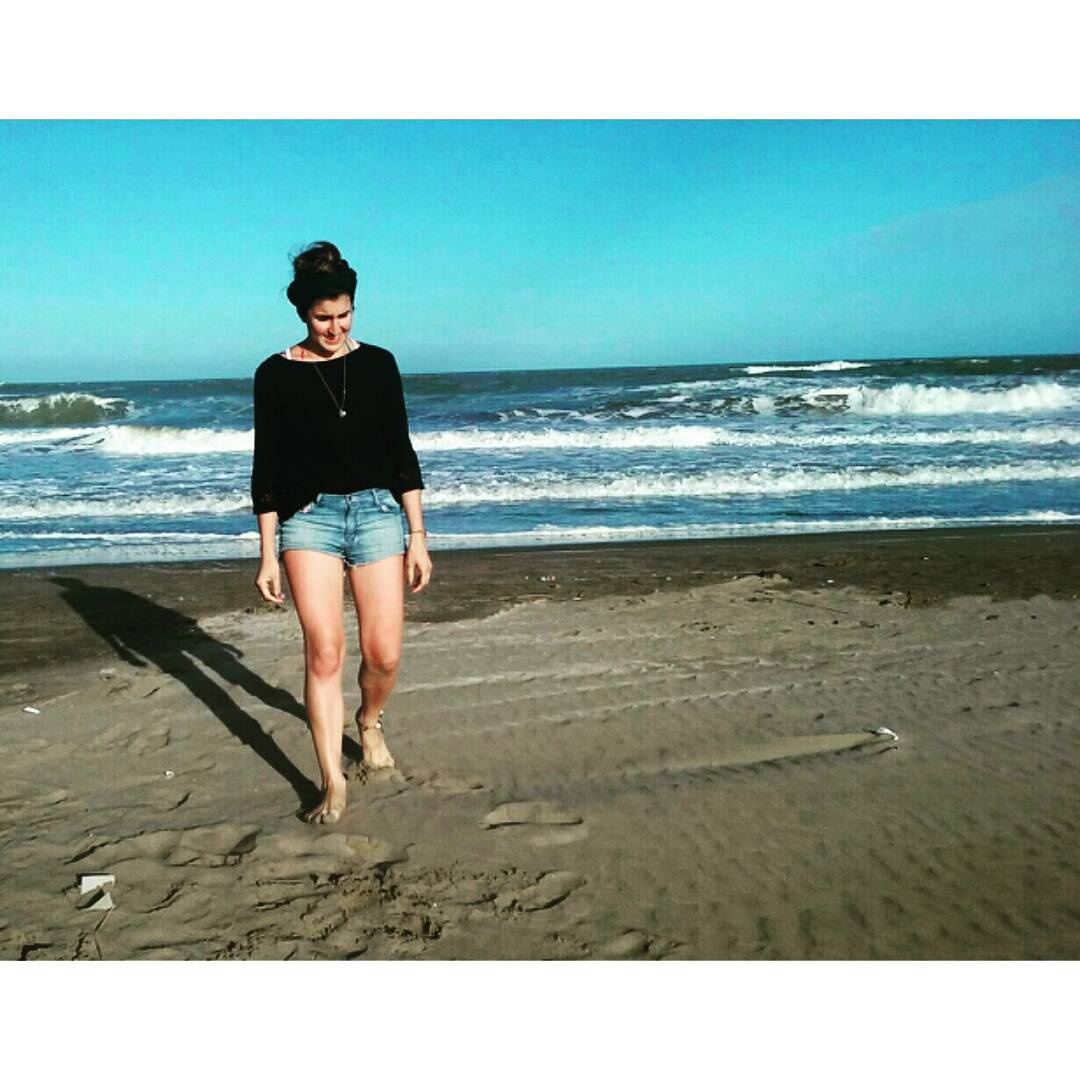 .Ningún grano de arena cae en el lugar equivocado.  #summer #beach #instabeach #myplace #NuevaAtlantis