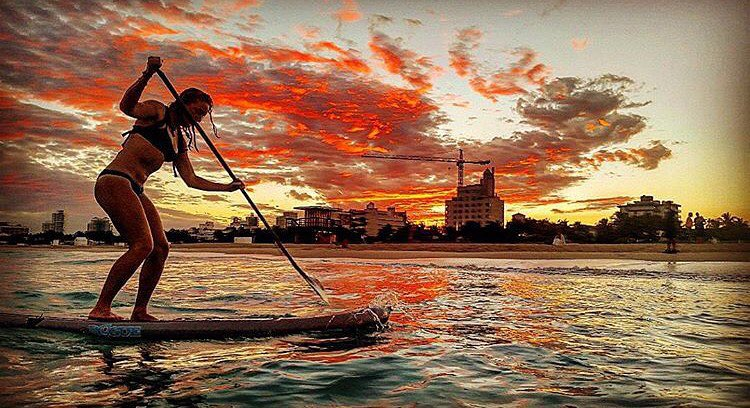 Taking your few strokes is a beautiful thing. #roguesup #sup #paddle #standuppaddle