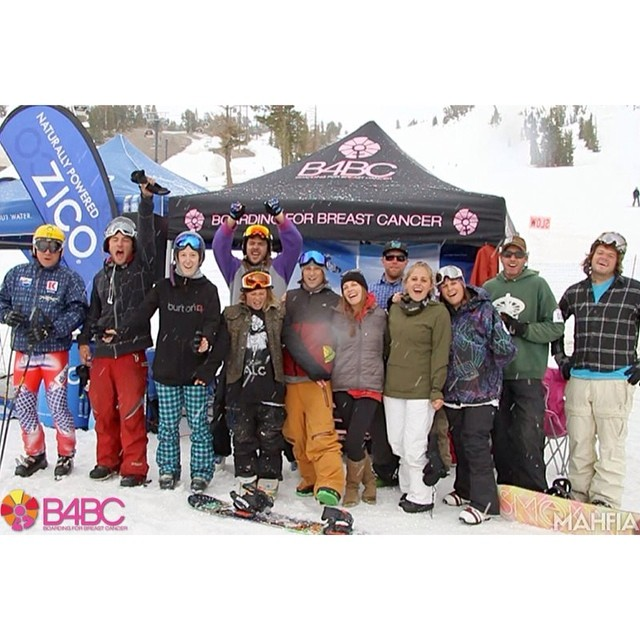 We surpassed the 5K fundraising mark for B4BC's #SHREDTHELOVE @MammothMountain!! Did you know you can get seriously discounted lift tickets to ride Mammoth by fundraising for B4BC!? Sign up as a fundraiser at www.stayclassy.org/ShredTheLove to...