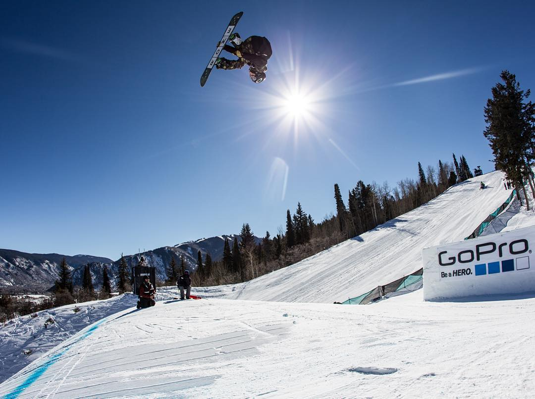 The best show on snow is only 22 days away! #XGames (