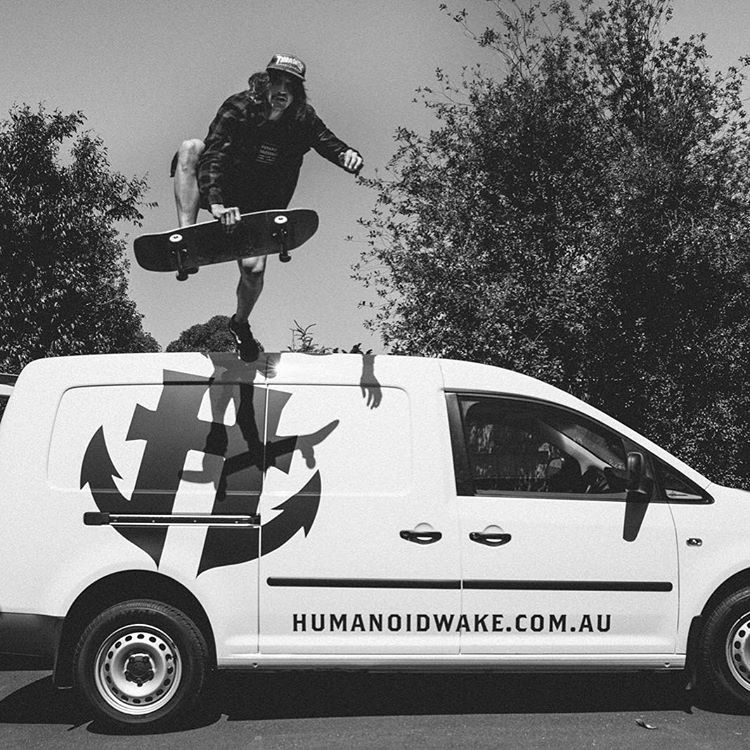 Drop in on a new year with new gear at humanoidwake.com.au!  Also, check out @livesimple's interview in @unionwakeboarder about his pro models and the Australian demo tour #madewithcareriddenwithout #notwakeboarding #wakeboarding