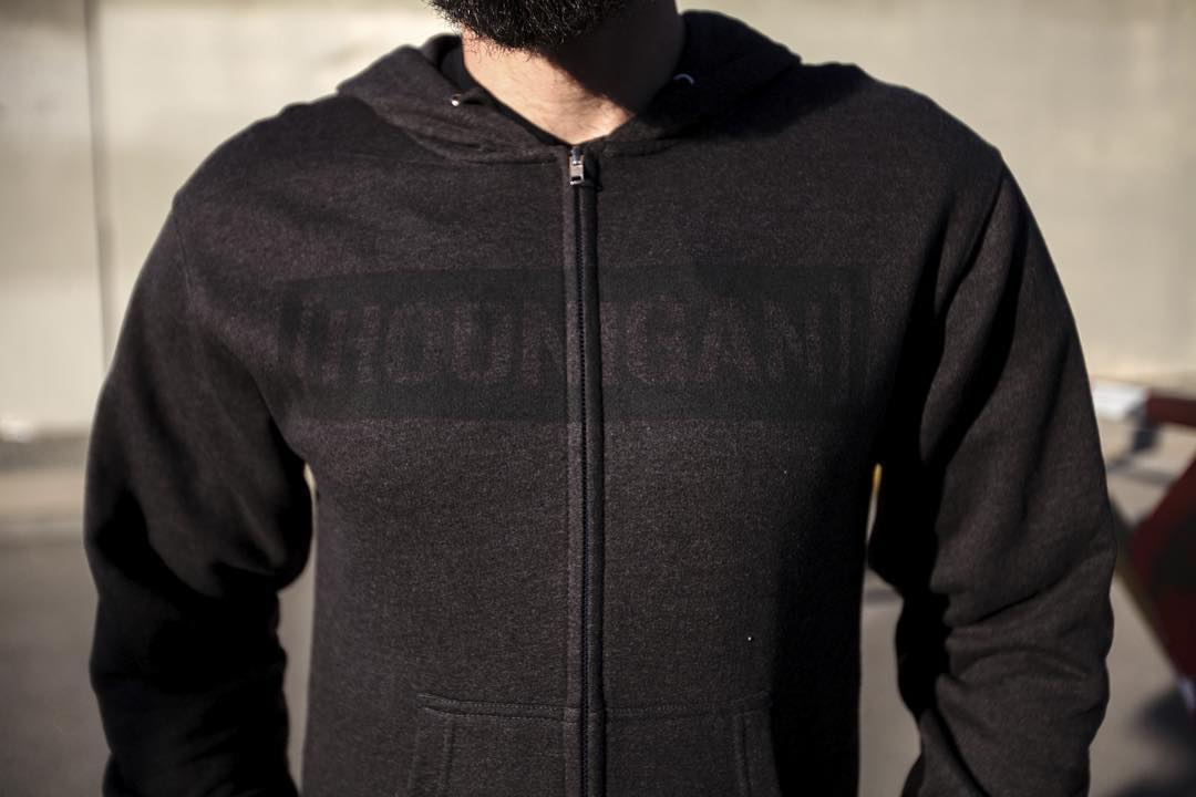 This all-new mid weight zip hoodie is low key while still boasting the HNGN C-bar. Available now! Click the link in our bio to get yours. #hooniganDOTcom