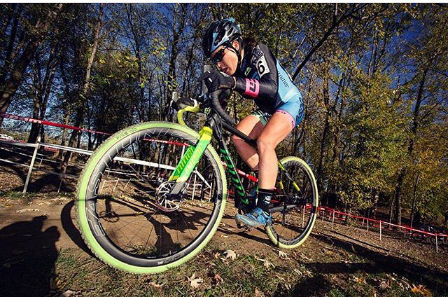 CX Nationals are going off this weekend. We wish @amanda_panda_ the best of luck this week! |