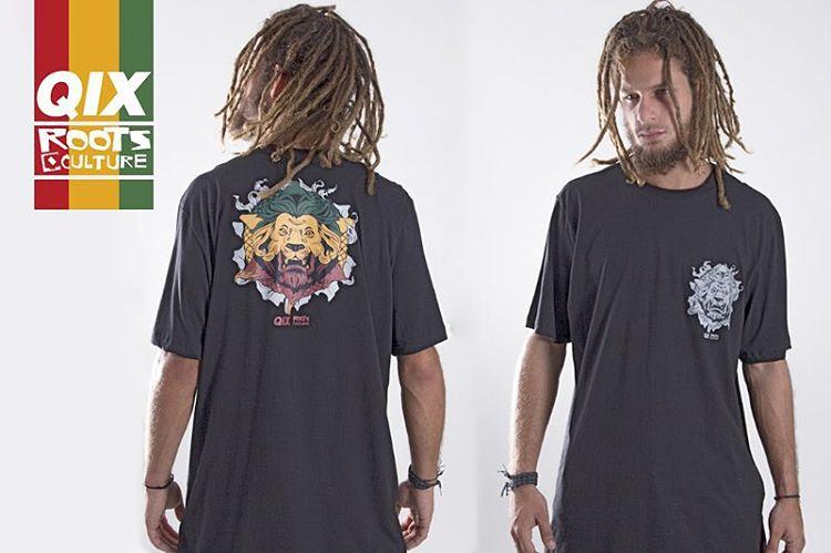 Camiseta QIX Roots Verão 16. Disponível nas lojas de todo o Brasil e em nossa loja virtual. www.qixskateshop.com.br