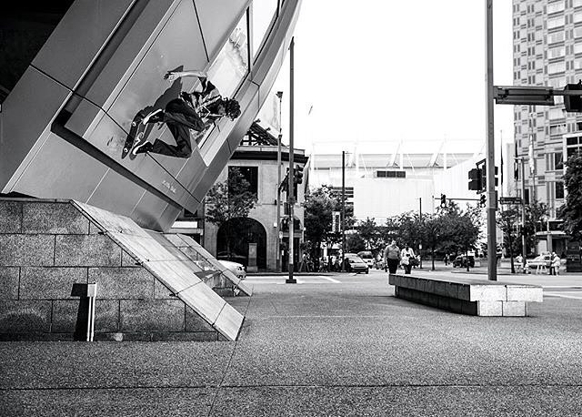 @starheadbody going oververt in the @thrashermag interview. Video part coming soon... Photo: @blabacphoto #EvanSmith #DCShoes