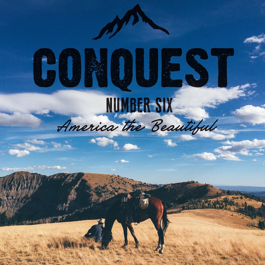 Conquest No. 6 - America the Beautiful is now up on our website! Check out Austin, Alex and Kyle's 17 State (6690 mile) adventure through the western part of the United States of America.  #concretenative #conquest #adventure #west #adventurelife...